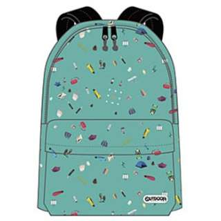 "ゆるキャン△×OUTDOOR PRODUCTS デイパック (""Yurucamp"" x Outdoor Products Daypack)"