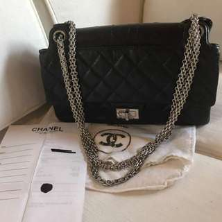 Chanel Reissue Accordion Flap