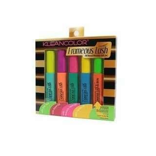 Kleancolor Frameous Lash Gift Set