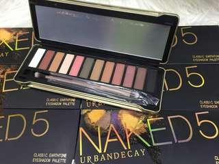 Naked 5 (Inspired)