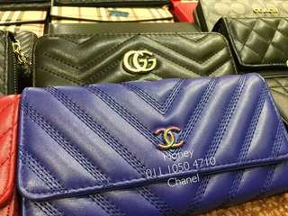 Chanel Long Purse