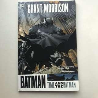 Batman Time and the Batman