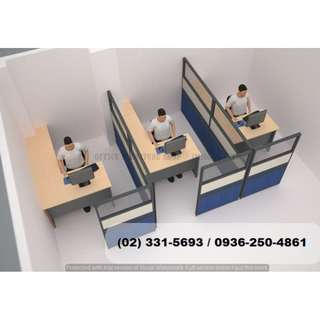 Different Types -Workstation - Office Partition