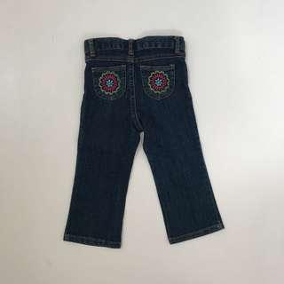 Carter's denim jeans 24M