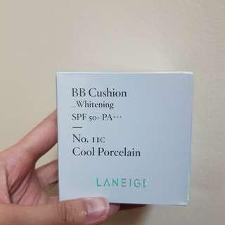 Laneige BB Cushion Whitening No.II cool porcelain