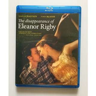 The Disappearance of Eleanor Rigby Blu Ray