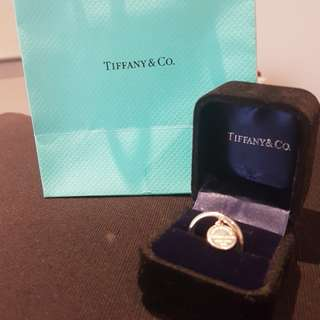 Tiffany & Co stirling silver ring