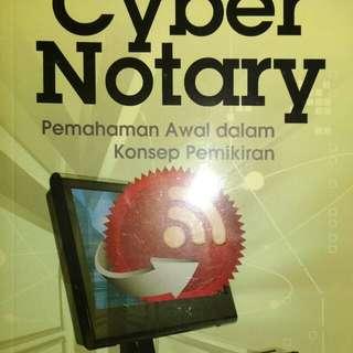 Cyber Notary Pemahaman Awal dalam Konsep Pemikiran  R.A. EMMA NURITA, S.H., M.Kn.