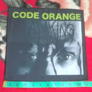 Backpatch Code Orange