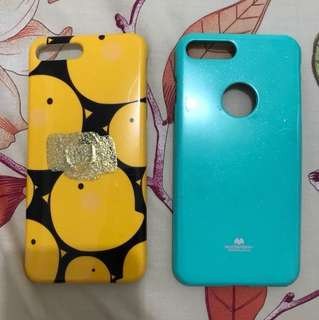 2 Casing IPHONE 7 +