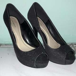 Black heels Heatwave