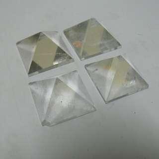 80's訂做水晶每件