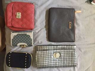 Bags/clutches
