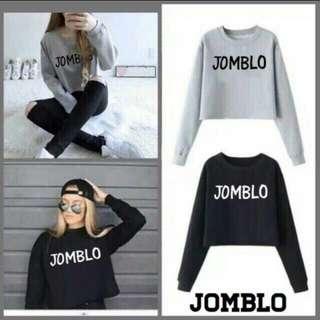Sweater Jomblo Lengan Panjang