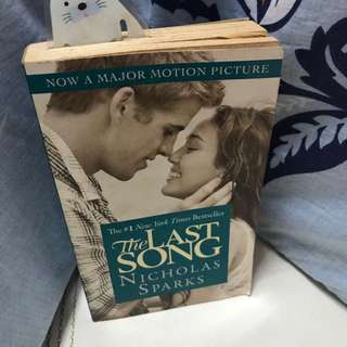 The Last Song Story Book