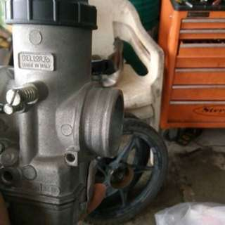 Rs125 34mm carb
