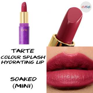 BN Mini Tarte Colour Splash Hydrating Lipstick - Soaked