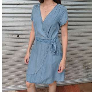 Dress Chambray Cotton On