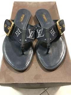 Lv Demin 女裝拖鞋 size36