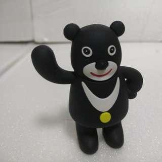熊讚造型隨身碟