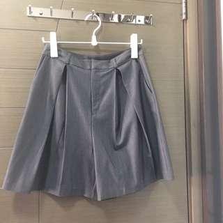 GU 灰色短褲 -全新