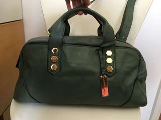Rabeanco Leather Bag