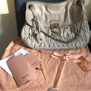 平售:miumiu袋