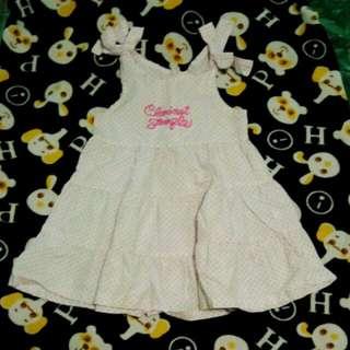 dress for 2-3yrs old