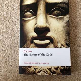 The Nature of the Gods - Cicero