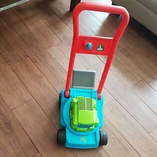 ELC lawn mower walker