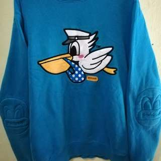 pancoat hoodie crewneck