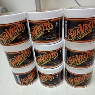 [IN-STOCK] Suavecito Original Pomades