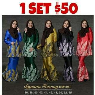 Lyanna Kurung Code: KM1013