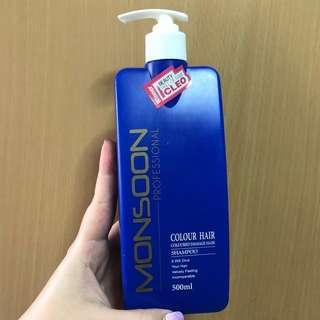 Brand New Monsoon ColourShampoo