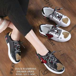 DOLCE & GABBANA SNEAKERS SHOES