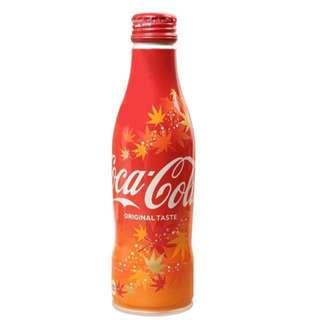 日本楓葉版 可樂