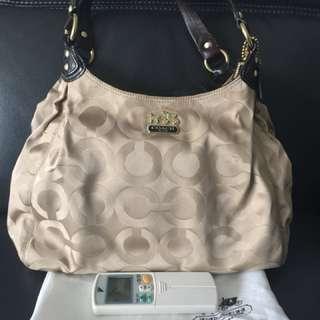 Authentic unused Coach bag