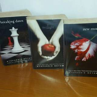 Twilight Series Books By Stephenie Meyer