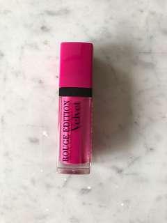 Bourjois Velvet liquid lipstick - Pink Pong