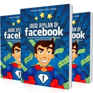 Buku Jago Jualan di Facebook