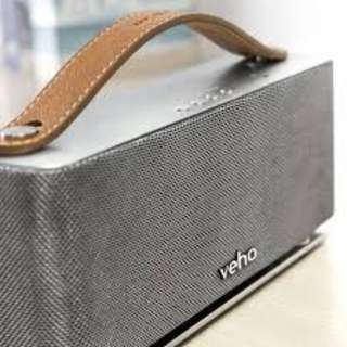 Veho M6 360 Mode Retro Wireless Bluetooth Speaker
