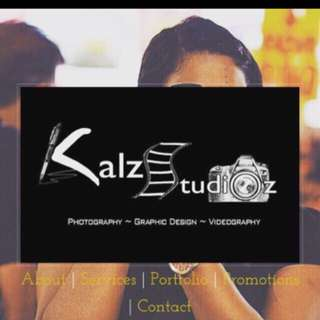 Kalzstudioz Event Packages