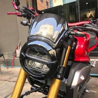 Honda CB150R Headlight Cover