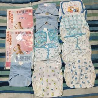 Reusable Diapers and Disposable Nappy Liners
