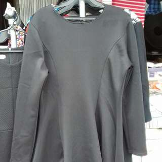 Black dress (KOREAN)