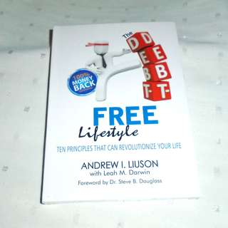 Charity Sale! The Debt Free Lifestyle by Andrew I. Liuson Christian Books