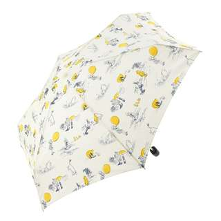Japan Disneystore Disney Store Pooh & Friends Classic Folding Umbrella