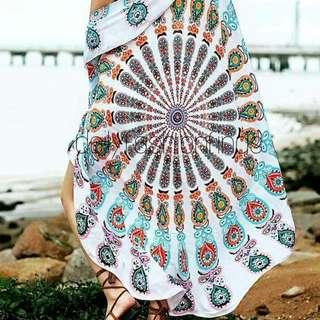 Mandala Roundie (On-Hand)