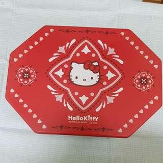 凱蒂迷必收藏福氣紅色收納木盒