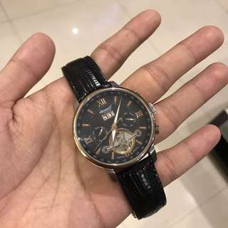 Ingersoll in6900rbk jam tangan automatic watch